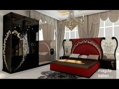 New Bed Designs, New Beds, Oversized Mirror, Room, Furniture, Home Decor, Bedroom, Decoration Home, Room Decor
