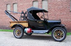 1925 Model T tow truck - Car Pictures