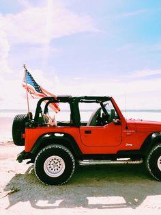 Our Cali car for Coachella 💯👌🏼 Auto Jeep, Jeep Cars, Jeep Jeep, Old Jeep Wrangler, Jeep Wrangler Soft Top, Yellow Jeep Wrangler, Pink Jeep, Jeep Truck, Bugatti