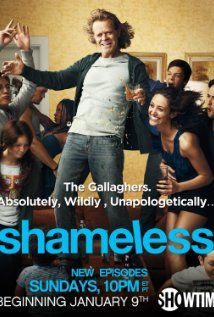 Emmy Rossum, William H. Macy. Blunt, funny, different, entertaining and definitely worth a watch.