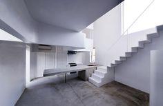 norisada maeda uses algorithm to generate EAST & WEST house in nagoya #japan #architecture