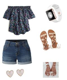 """Untitled #42"" by queen-of-spadesxoxo on Polyvore featuring Billabong, LE3NO, J.Crew and New Look"