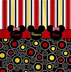 Mickey Mouse Shower Curtain On Pinterest Mickey Mouse