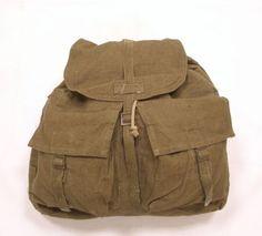 Csehszlovák hátizsák