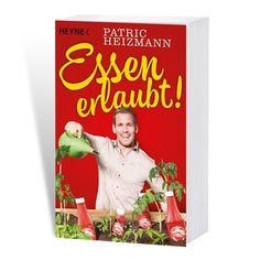 """Patric Heizmann """"Essen erlaubt!"""""""