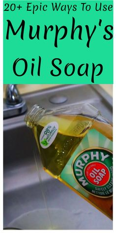Murphy's Oil Soap tips and tricks Tips For Floors Epic Murphy's Oil Soap Tips And Tricks Diy Home Cleaning, Homemade Cleaning Products, Household Cleaning Tips, Cleaning Recipes, Green Cleaning, House Cleaning Tips, Natural Cleaning Products, Cleaning Hacks, Household Cleaners