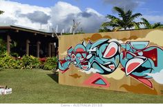 Portfolio of ++SUIKO++ graffiti writing