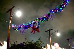 Happy Holidays From Radiator Springs