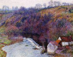 Le Moulin de Vervy (C Monet - W 1235) | Flickr: partage de photos!