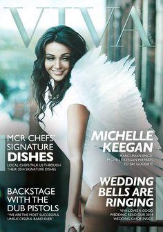 Michelle Keegan cover