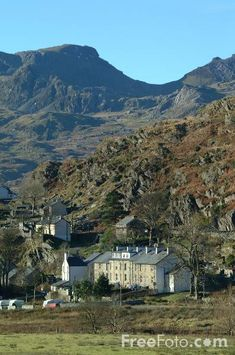 Picture of Blaenau Ffestiniog , North Wales Wales Uk, North Wales, Beautiful Islands, Beautiful Places, Wales Snowdonia, Free Use Images, Visit Wales, Cymru, Places Of Interest