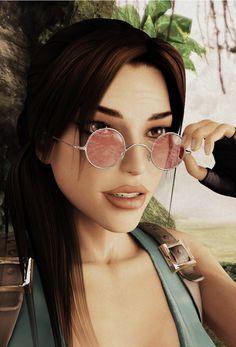 Portrait Lara by AlexCroft25.deviantart.com on @deviantART