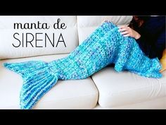 Coperta sirena Schema e Video Tutorial