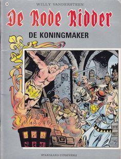 De Rode Ridder, nr. 134 - De koningmaker