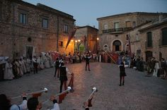 Orsara di Puglia, Apulia Region, Foggia province, Open South Project