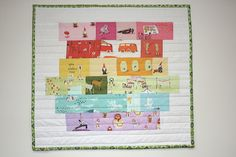 Heather Ross Quilts - a gallery on Flickr. One of my favorite quilt of all time
