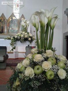 Allestimenti e Addobbi Floreali per Matrimoni e Cerimonie - Firenze - Toscana - Scandicci - Lastra a Signa
