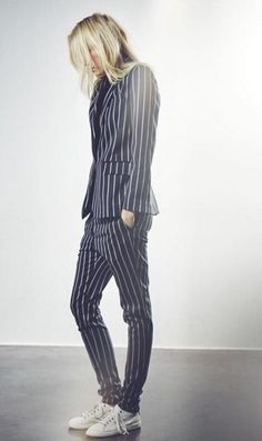 margaux lonnberg x audrey lombard High Class Fashion, Fashion Week, Style Indie, Chic Outfits, Fashion Outfits, Modern Suits, Unisex Fashion, Womens Fashion, Play Clothing