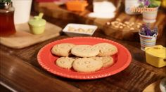 Receita - Cookie de pasta de amendoim