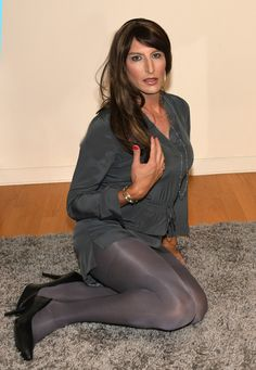 Think, that Crossdressed in pantyhose