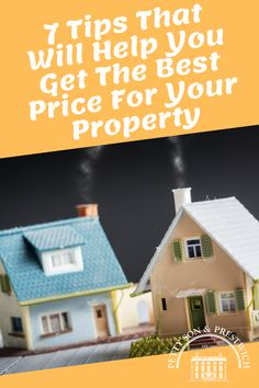 Everyone wants to get the best price for their home, but how do you actually go about ensuring buyers are willing to pay a premium for your property? In today's post, we cover just that - how to get the best price for your house. Check it out! Moving House Tips, Moving Home, Moving Day, Us Real Estate, Selling Real Estate, Real Estate Investing, Property Prices, House Prices, Being A Landlord