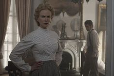 Nicole Kidman and Colin Farrell in The Beguiled (2017)