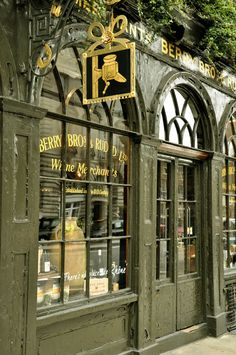 Britain's oldest wine and spirit merchant, Berry Bros. & Rudd, est 1698 and holds two Royal Warrants