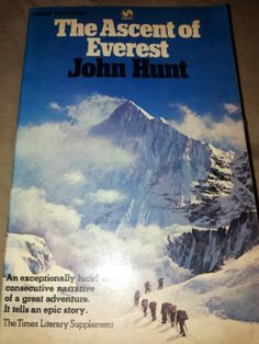 The Ascent of Everest: John Hunt