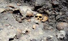 Gruesome Aztec 'Skull Rack' Uncovered In Mexico City