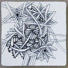 Aura Knot Crazy Open Seed Art