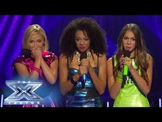 "Sweet Suspense sang  ""I Loves It""  @Matt Valk Chuah X Factor USA  2013 TOP 16 LIVE SHOW"