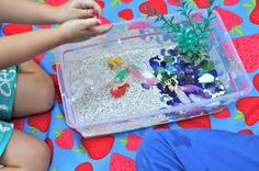 DIY Mermaid Lagoon