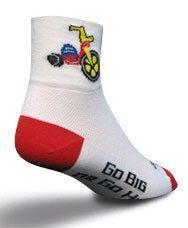Big Wheel Performance Socks