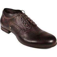 Cesare Paciotti Men's Shoes Brown Oxfords (CPM2015)