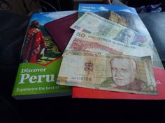 Only a few days now until my first trip to South America