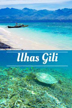 Saiba mais sobre o paraíso que são as Ilhas Gili