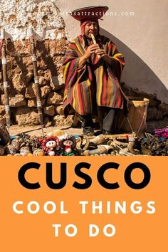 Things to do in Cusco Peru: Your ultimate Cusco guide with the top Cusco attractions, things to eat in Cusco, great Cusco hotels, and useful local's Cusco tips. Travel Guides, Travel Tips, Travel Articles, Cusco Peru, Peru Travel, South America Travel, Places To Travel, Travel Destinations, Ultimate Travel