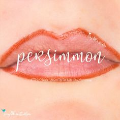 Persimmon is a yello