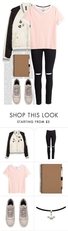"""Untitled #268"" by hunter995 ❤ liked on Polyvore featuring H&M"