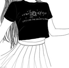 dessin, grunge, Tumblr                                                                                                                                                     Plus