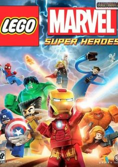 LEGO: Marvel Super Heroes STEAM CD-KEY GLOBAL #legomarvelsuperheroes #steam #cdkey #giochipc #pcgames #avventura #azione #childfriendly #cooperazione