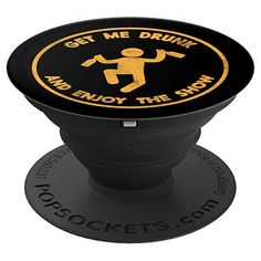 Funny Get Me Drunk Beer Drinkers Vintage Style PopSockets Grip and Stand for Phones and Tablets Vintage Style, Vintage Fashion, Gift Card Balance, Drinking Buddies, Pop Socket, Paddys Day, Beer Lovers, Facetime, Phones