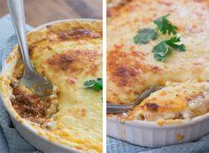 Escondidinho de Carne | http://www.vaicomeroque.com.br/escondidinho/