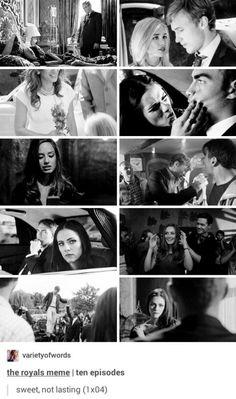 The Royals 1x04