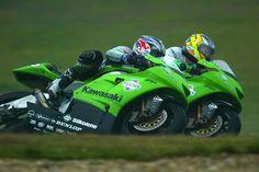 McCoy and Andrew Pitt ! Kawasaki Motogp