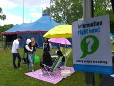 Solna Youth Festival | Information Right Now