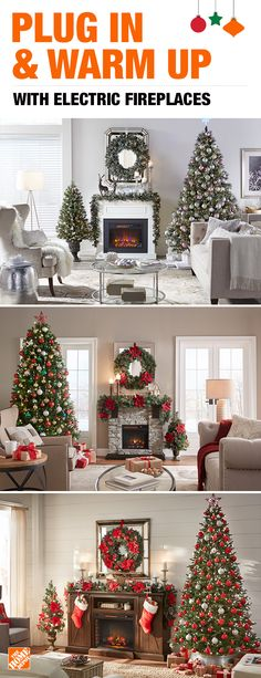Wonderful Christmas decoration Christmas home Pinterest