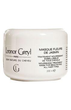 Leonor Greyl Paris Masque Fleurs de Jasmin Nourishing Hair Mask From Shop.Nordstrom.com