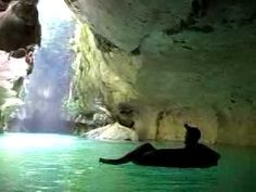 Belize - Cave Tubing You tube