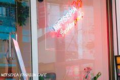 Cofee Shop, Neon Signs